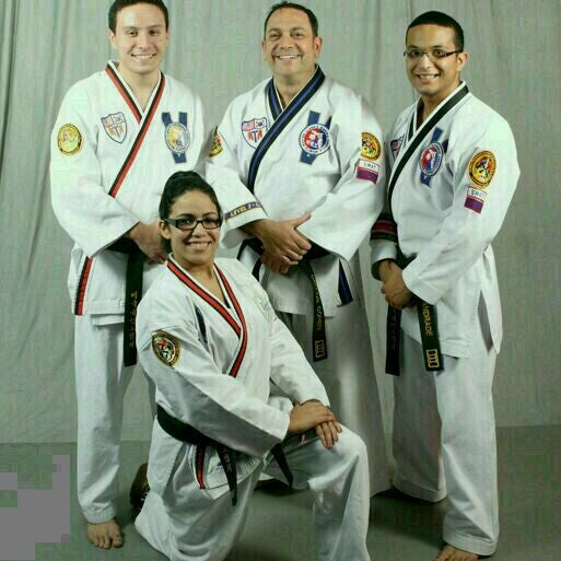Photo taken at Karate America by Carlos C. on 11/7/2012