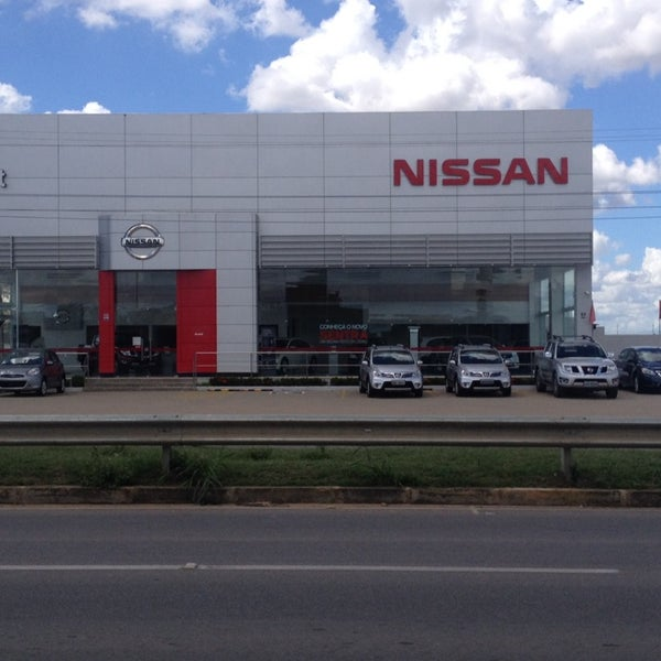 Nissan Avant Auto Dealership