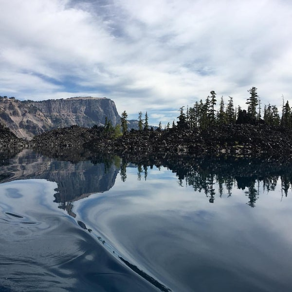Photo taken at Crater Lake National Park by Julie M. on 8/15/2016