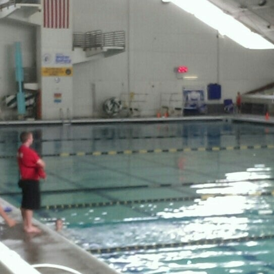 Tualatin Hills Park Aquatic Center Beaverton Or