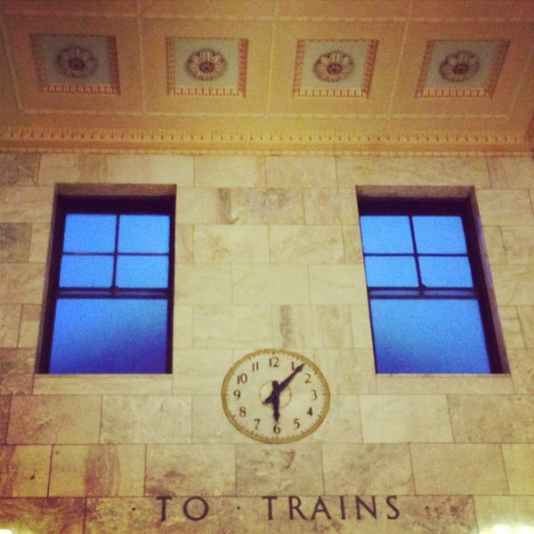 Photo taken at Union Station Amtrak (PDX) by Sarah H. on 3/1/2014