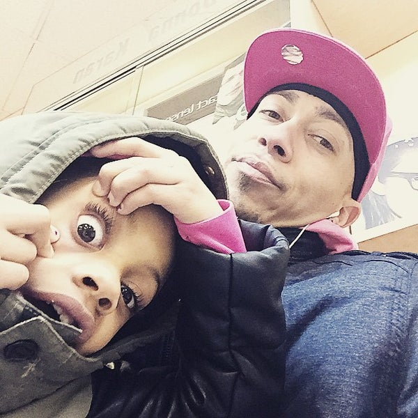 Photo taken at MTA Subway - Fordham Rd (4) by Guillermo P. on 1/10/2015