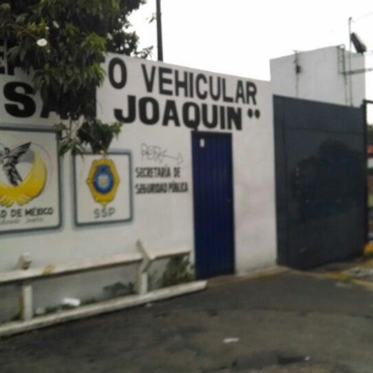 Photo taken at Corralón Rio San Joaquín by Sergio V. on 8/12/2014