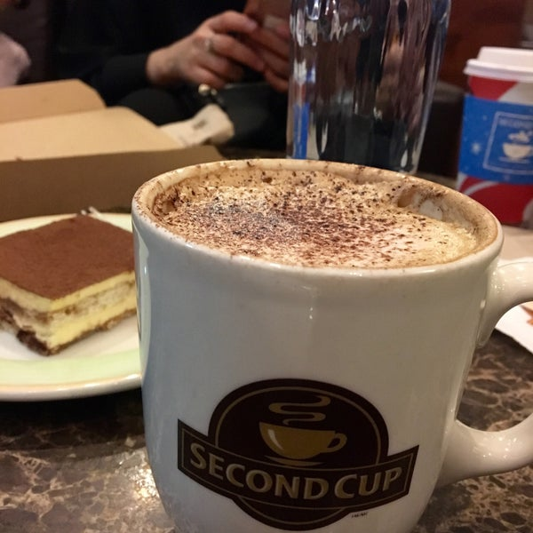 Photo taken at SECOND CUP by As ✨ on 11/1/2016