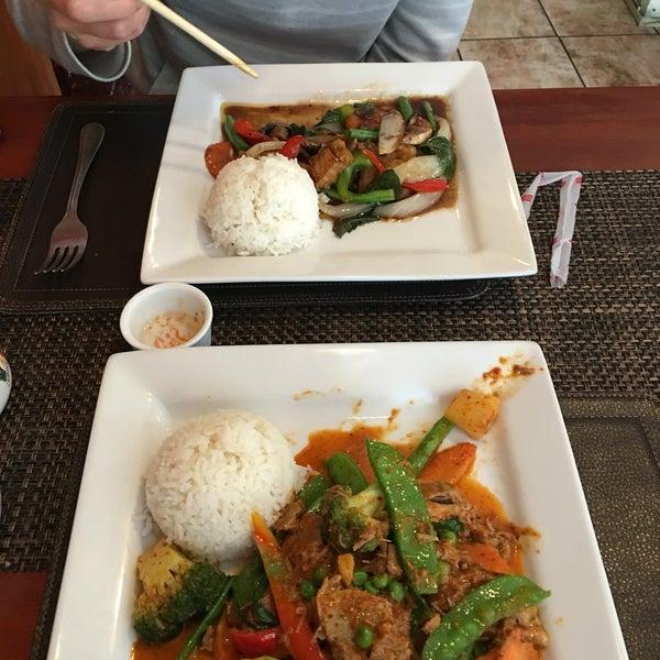 Saeng thai house portland me for Authentic thai cuisine portland