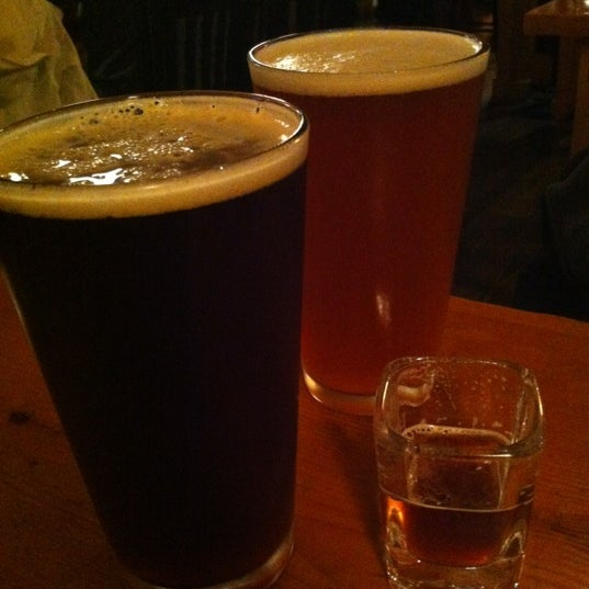 Photo taken at La Conner Brewery by Sachi B. on 11/17/2012