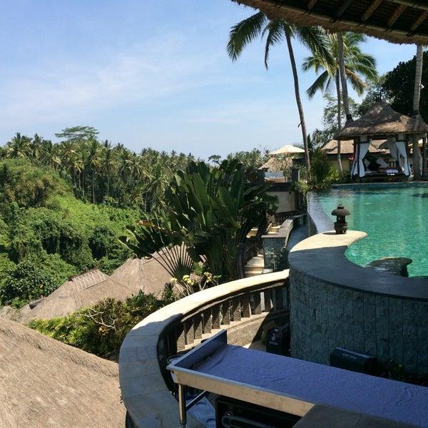 Photo taken at Viceroy Bali by Mane J. on 10/1/2014