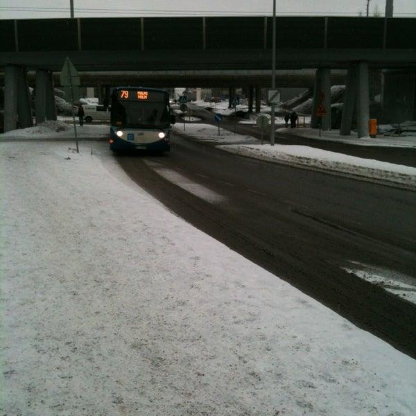 HSL Bussi 79 - Rönnbacka - Helsinki, Uusimaa
