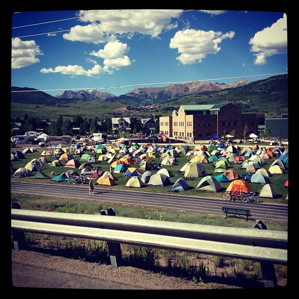 Photo taken at Crested Butte, CO by Casey R. on 6/27/2013