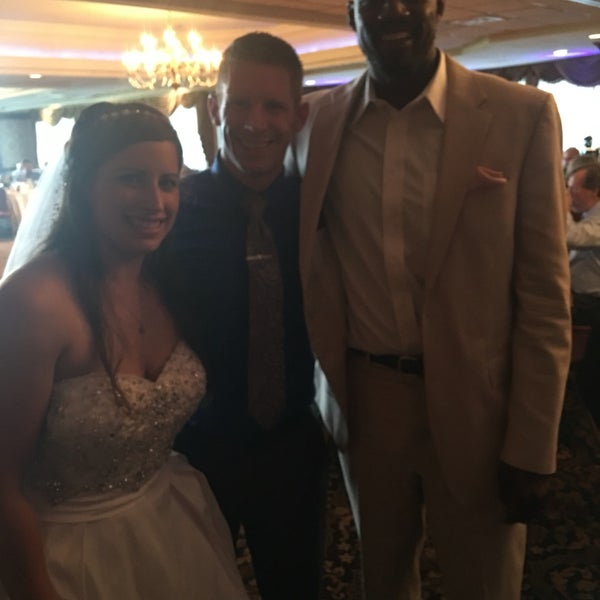 Photo taken at Quidnessett Country Club by Jamie F. on 7/18/2016