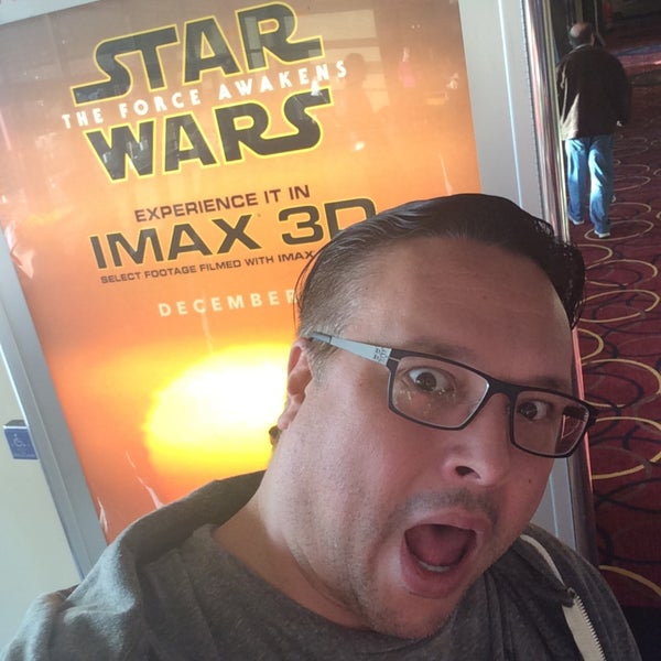 Photo taken at AMC Hampton Towne Centre 24 by Kevin J. on 12/27/2015