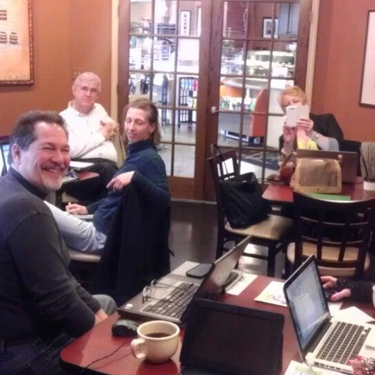 Photo taken at Arcedium Coffeehouse Inc by Marson M. on 4/12/2013