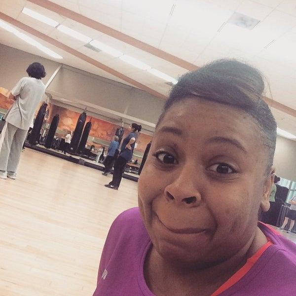 Photo taken at LA Fitness by Jenny D. on 2/10/2015