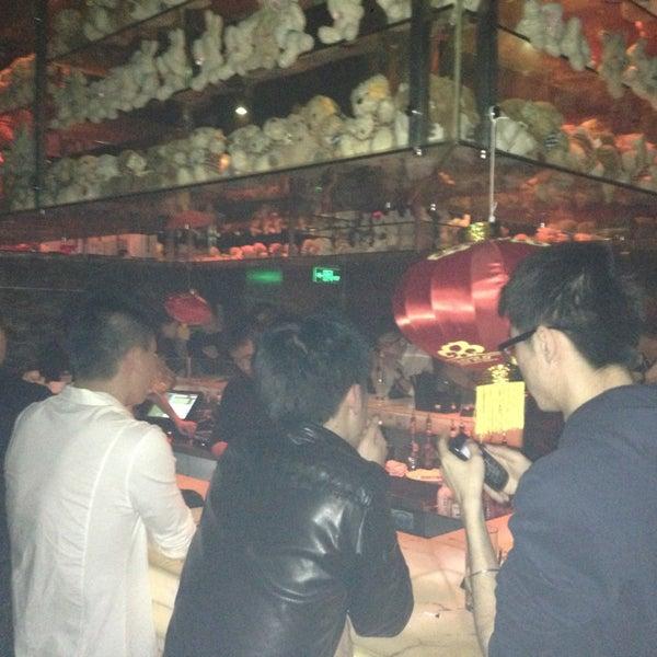 Photo taken at 目的地酒吧 Destination by genki c. on 2/16/2013