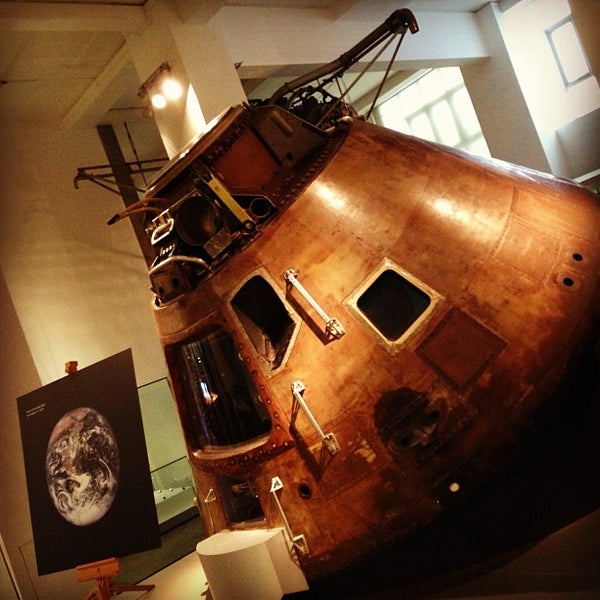 Photo taken at Science Museum by Jaime B. on 5/14/2013