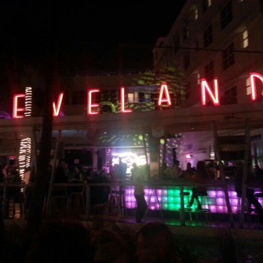 Photo taken at Clevelander by Dark K. on 1/27/2013