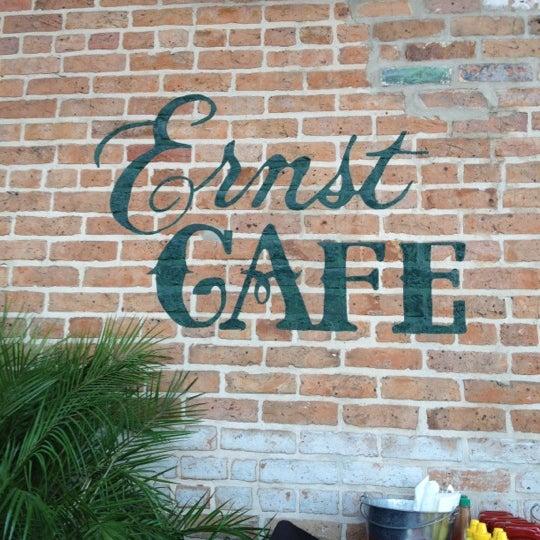 Ernst Cafe New Orleans La