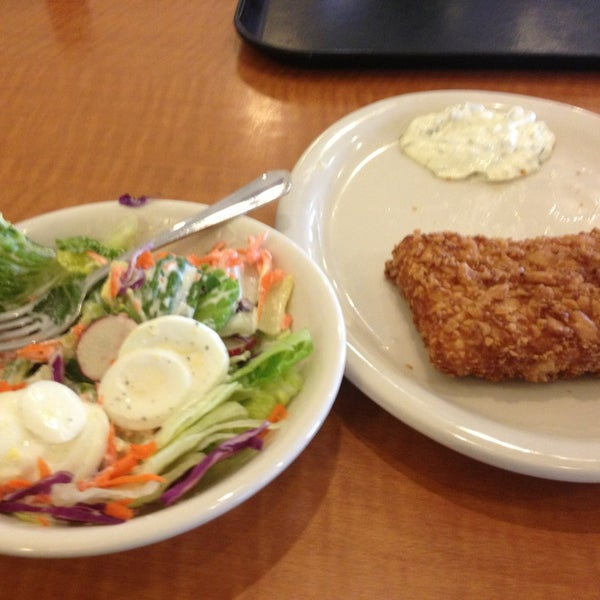 Luby 39 s american restaurant in heritage hills for Lubys fried fish