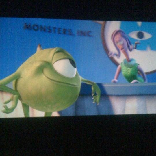 Photo taken at Cine Hoyts by Ingrid R. on 2/23/2013