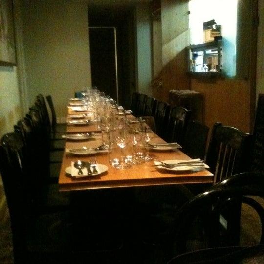Restaurant Rue Fleury Apportez Votre Vin