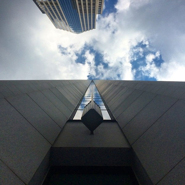 Photo taken at Aon Center by Taylor N. on 9/3/2014