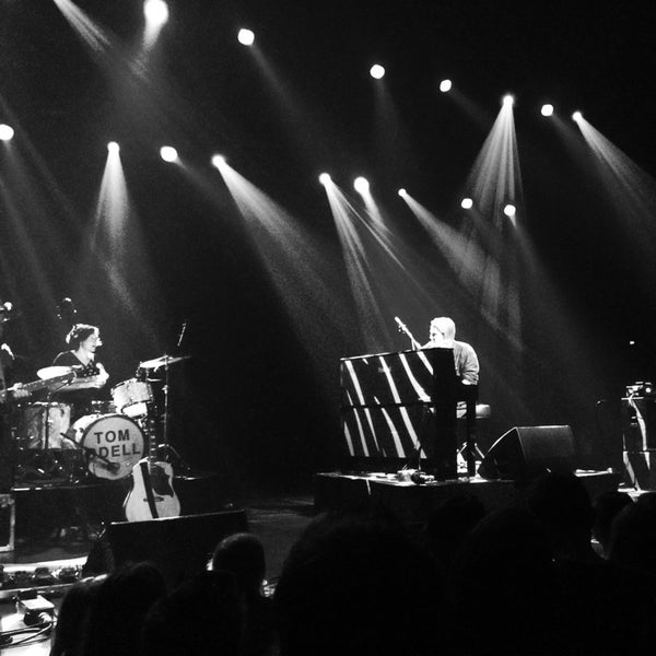 Photo taken at AB Ancienne Belgique by Peter on 5/17/2013