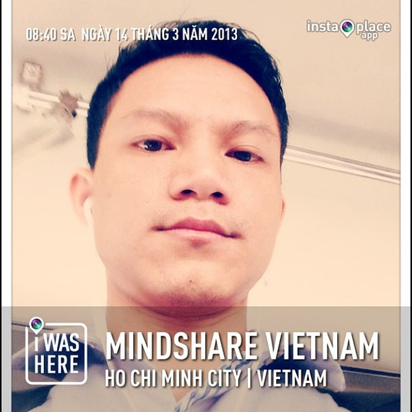 Photo taken at Mindshare Vietnam by Andy D. on 3/14/2013