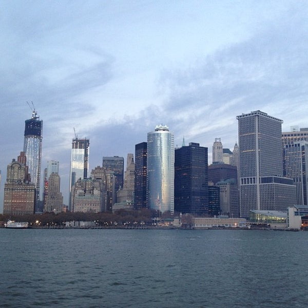 Photo taken at Staten Island Ferry Boat - Guy V. Molinari by Jeffrey P. on 11/12/2012