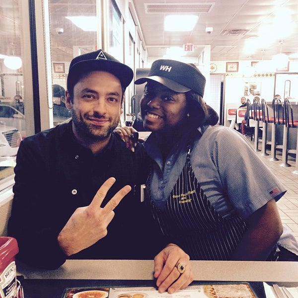 Photo taken at Waffle House by Jonathan S. on 3/4/2015