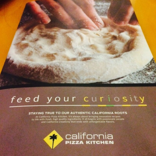 Photo taken at California Pizza Kitchen by Marie C. on 11/15/2014