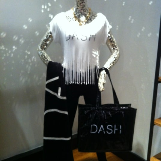 Photo taken at Dash NYC by Shahd A. on 10/7/2012