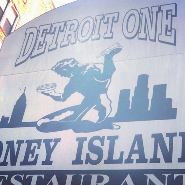Any Coney Island In Detroit That Deliver