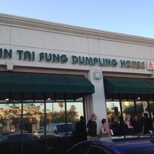 Din Tai Fung Dumpling House 1 Arcadia Ca
