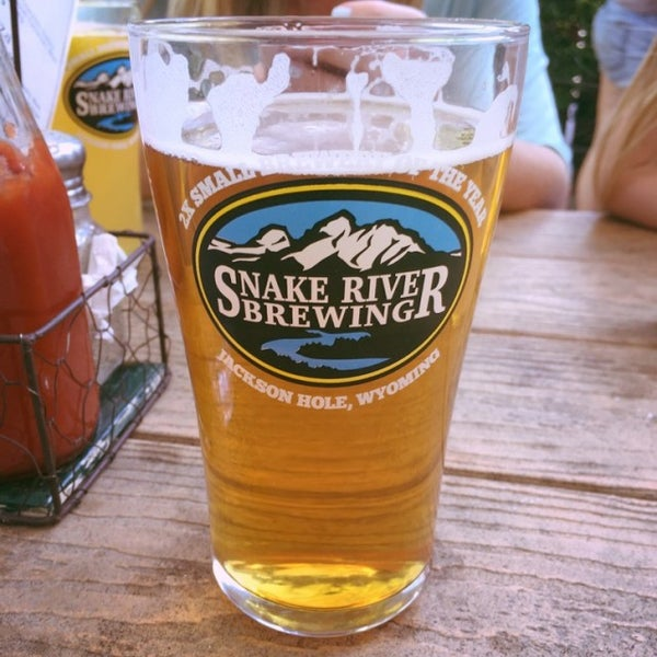 Photo taken at Snake River Brewery & Restaurant by Steven D. on 7/18/2016