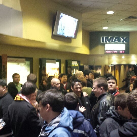 Photo taken at AMC Columbia 14 by Byron M. on 12/14/2013