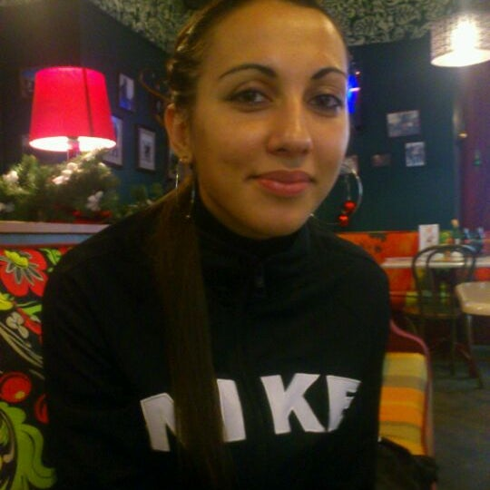 Photo taken at Любо Cafe by Amzan B. on 11/22/2011