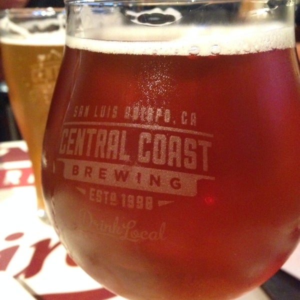 Photo taken at Central Coast Brewing by Jenny B. on 3/3/2014
