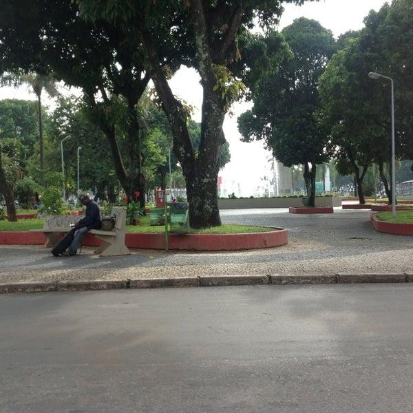 Photo taken at Taguatinga Centro by Klemer C. on 1/30/2013