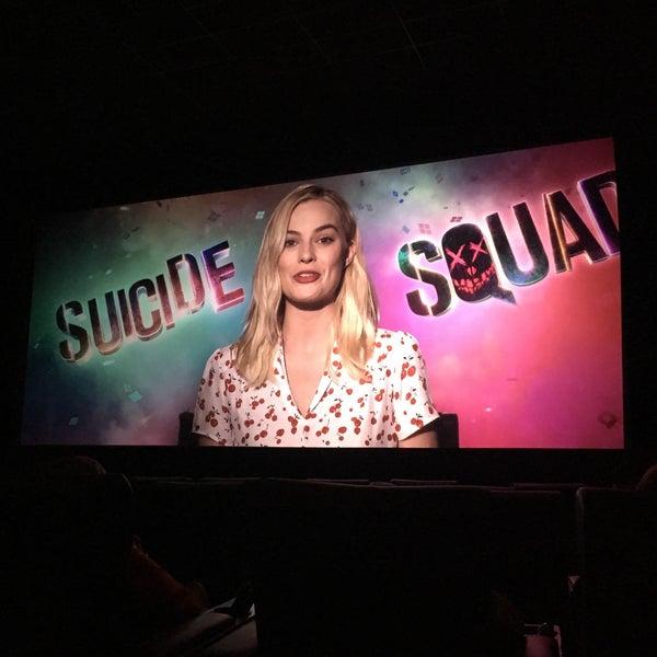 Photo taken at Regal Cinemas Fairfax Towne Center 10 by Sinclair on 7/18/2016