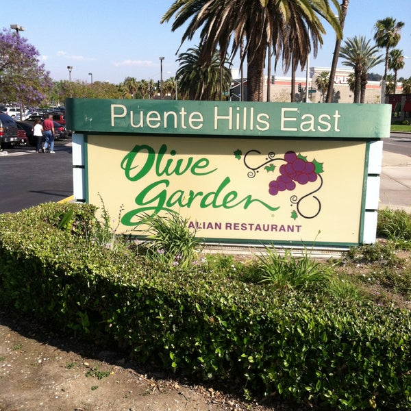 Olive garden industry ca for Does olive garden do reservations