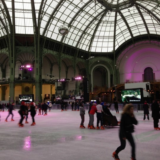 Photo taken at Grand Palais by Al C. on 12/14/2012