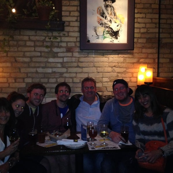 Photo taken at HopCat by Chuck G. on 4/13/2014