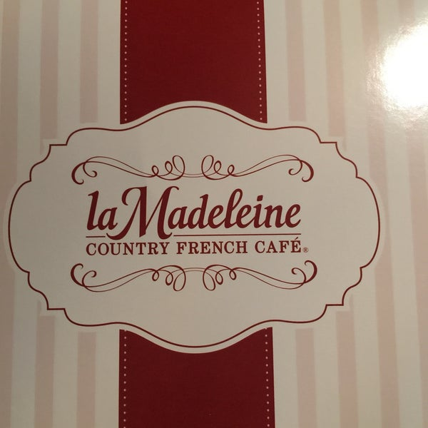 Photo taken at La Madeleine Country French Café by Ariceli on 10/7/2015
