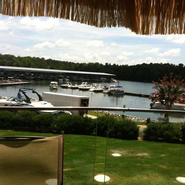 Photo taken at Fish Tales Lakeside Grille by Jack B. on 7/16/2013
