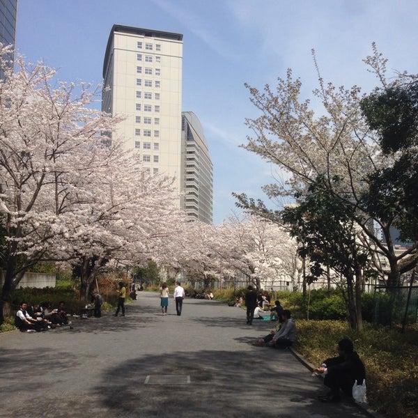 Photo taken at Bunka Gakuen University by kau n. on 4/1/2014