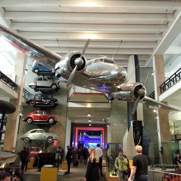 Photo taken at Science Museum by Alparslan A. on 4/22/2013