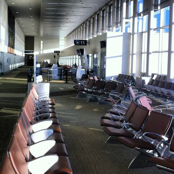 Photo taken at Terminal A by Scott M. on 3/13/2013