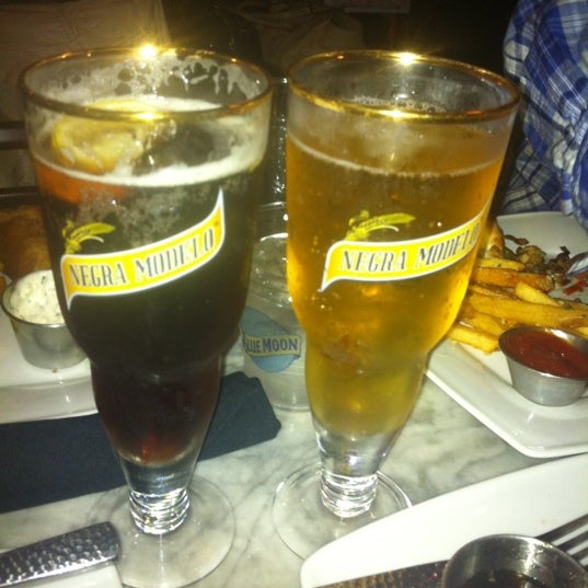 Photo taken at Los Angeles Brewing Company by Melanie P. on 11/25/2012