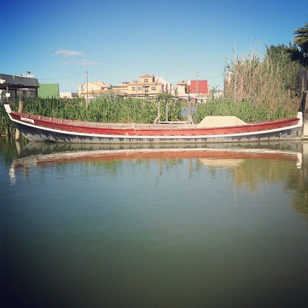 Photo taken at La Albufera by Mariuxi R. on 5/30/2013