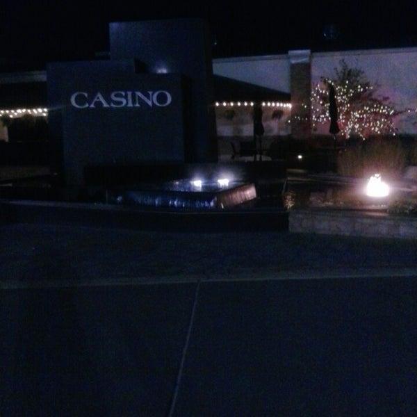 Photo taken at Harrington Raceway & Casino by Jon J. on 11/16/2013